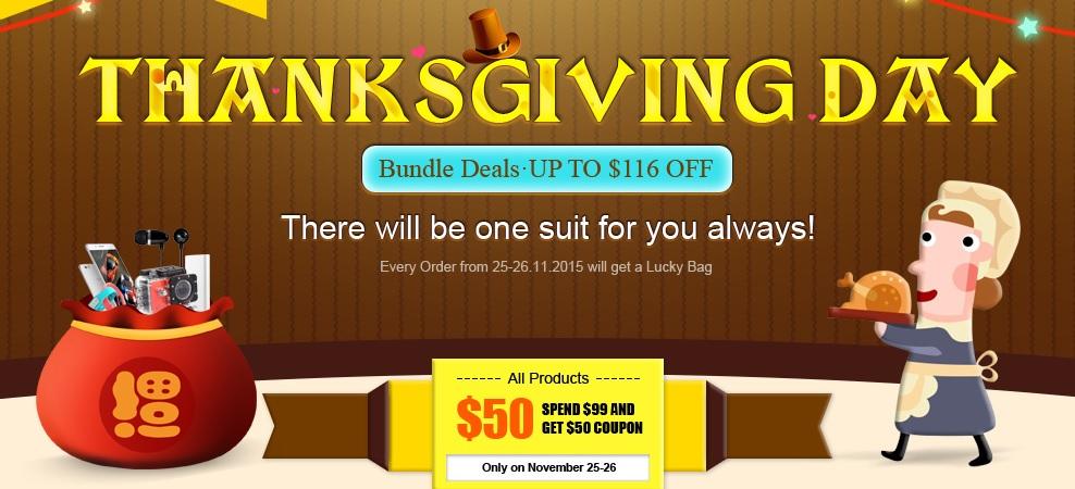 Ofertas de Thanksgiving Day o Día de Acción de Gracias de Antelife