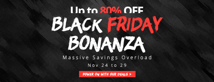 Black Friday en Everbuying con hasta el 80% de descuento