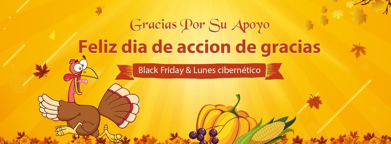 Black Friday y Cyber Monday en IGOGO con el 50% de descuento