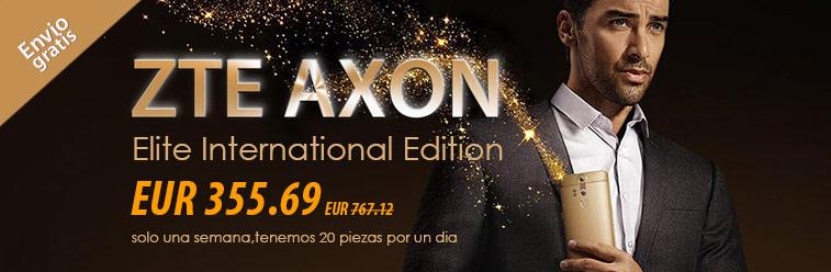 ZTE Axon Elite, la versión internacional al mejor precio