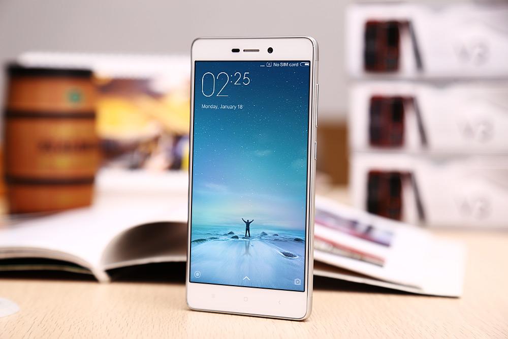 Xiaomi Redmi 3 para quien va a lo seguro