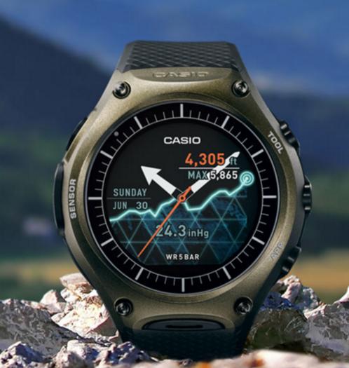 #CES2016 – Casio lanza su primer reloj con Android Wear