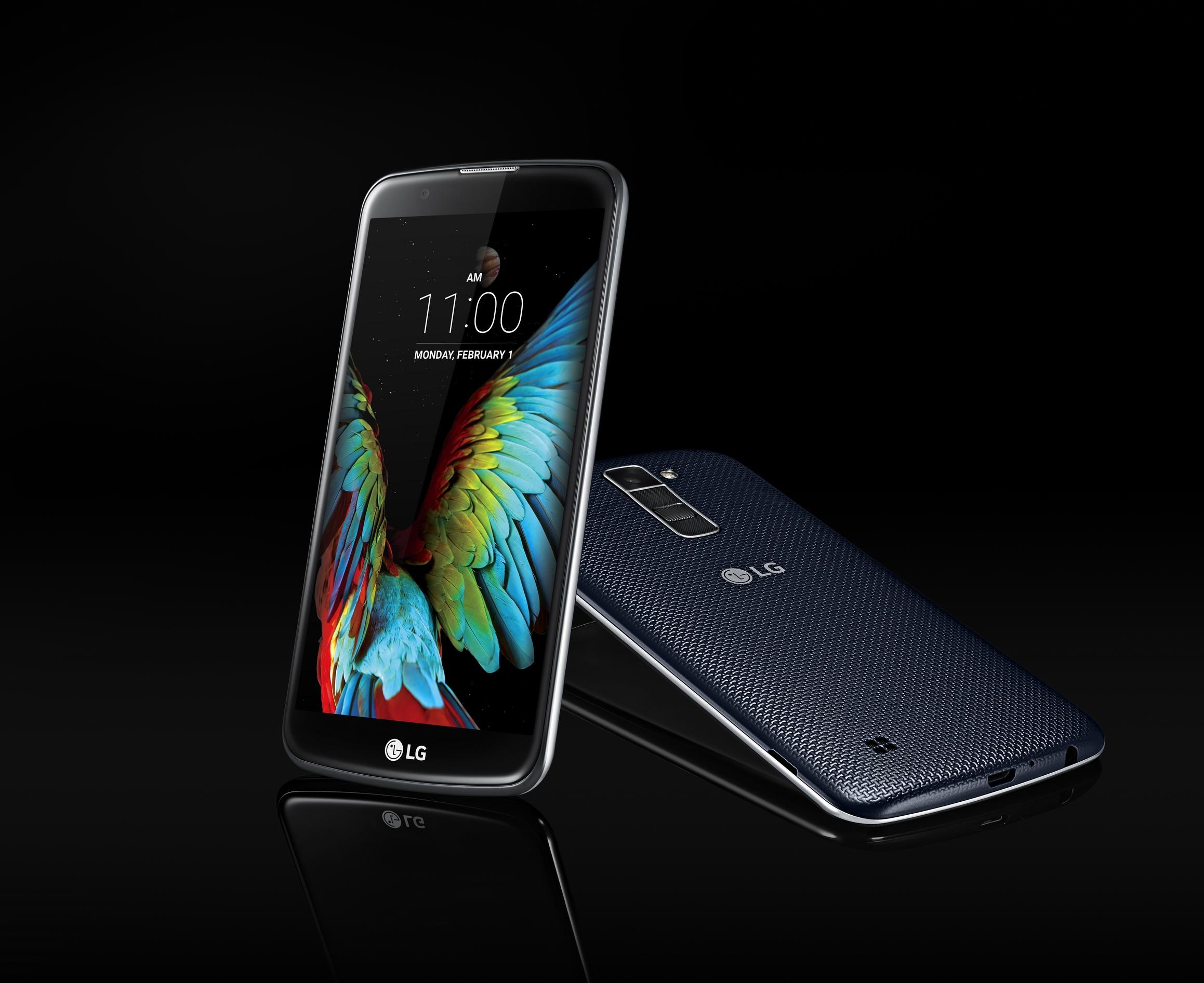 ¿Qué se espera de los smartphones Serie K de LG?