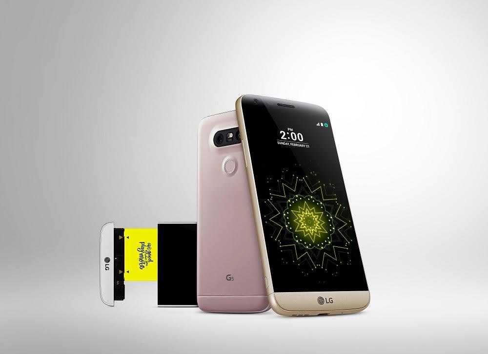 LG G5, el primer teléfono modular de una firma establecida
