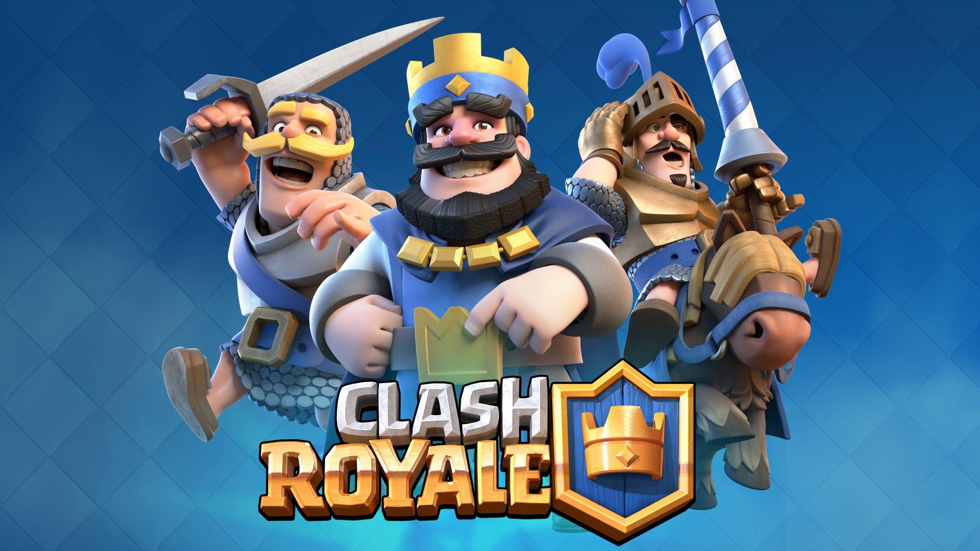 Clash Royale, lo próximo en llegar a nuestros teléfonos