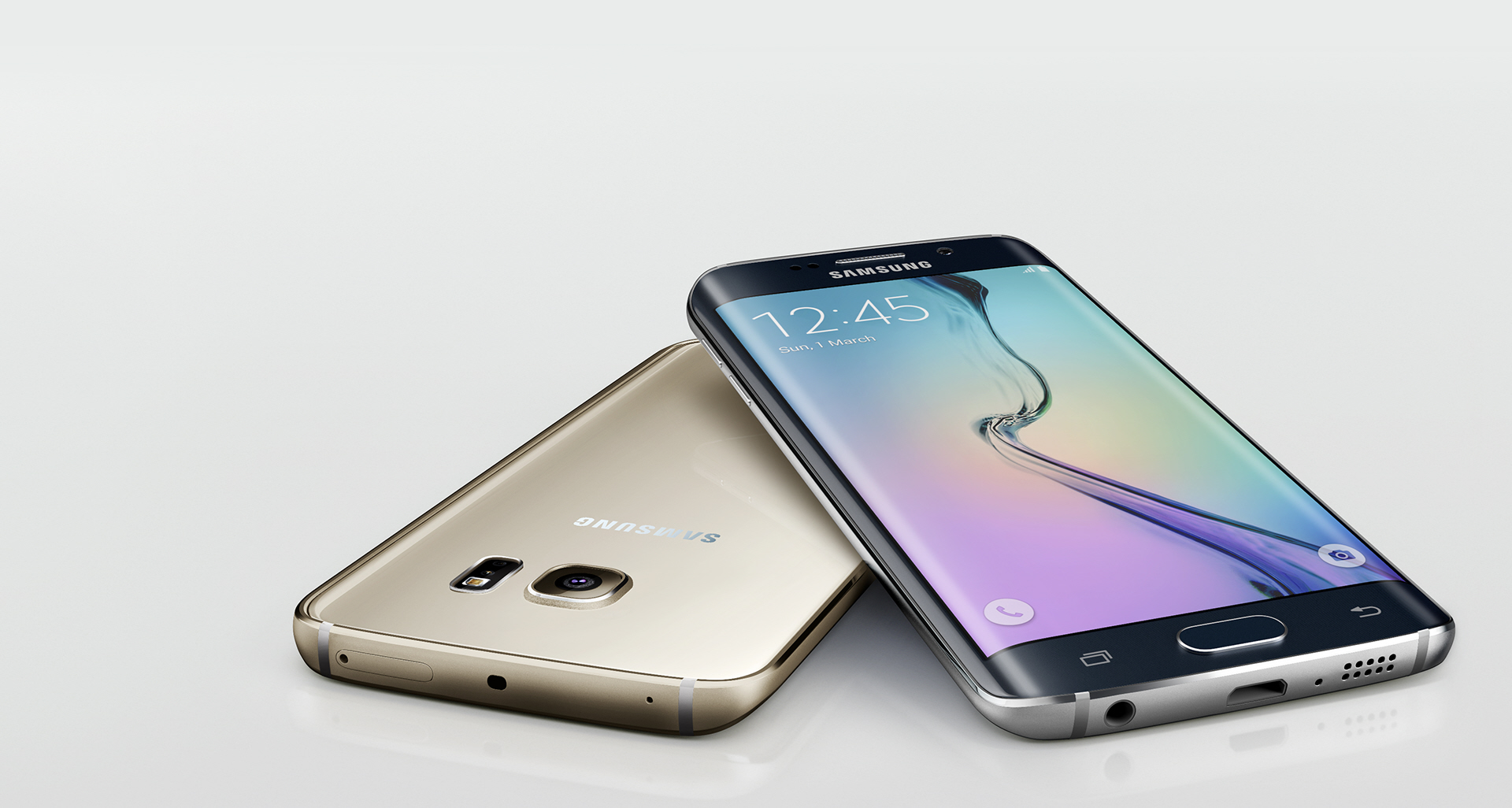 Comparativa entre Samsung Galaxy S6 Edge e iPhone 6