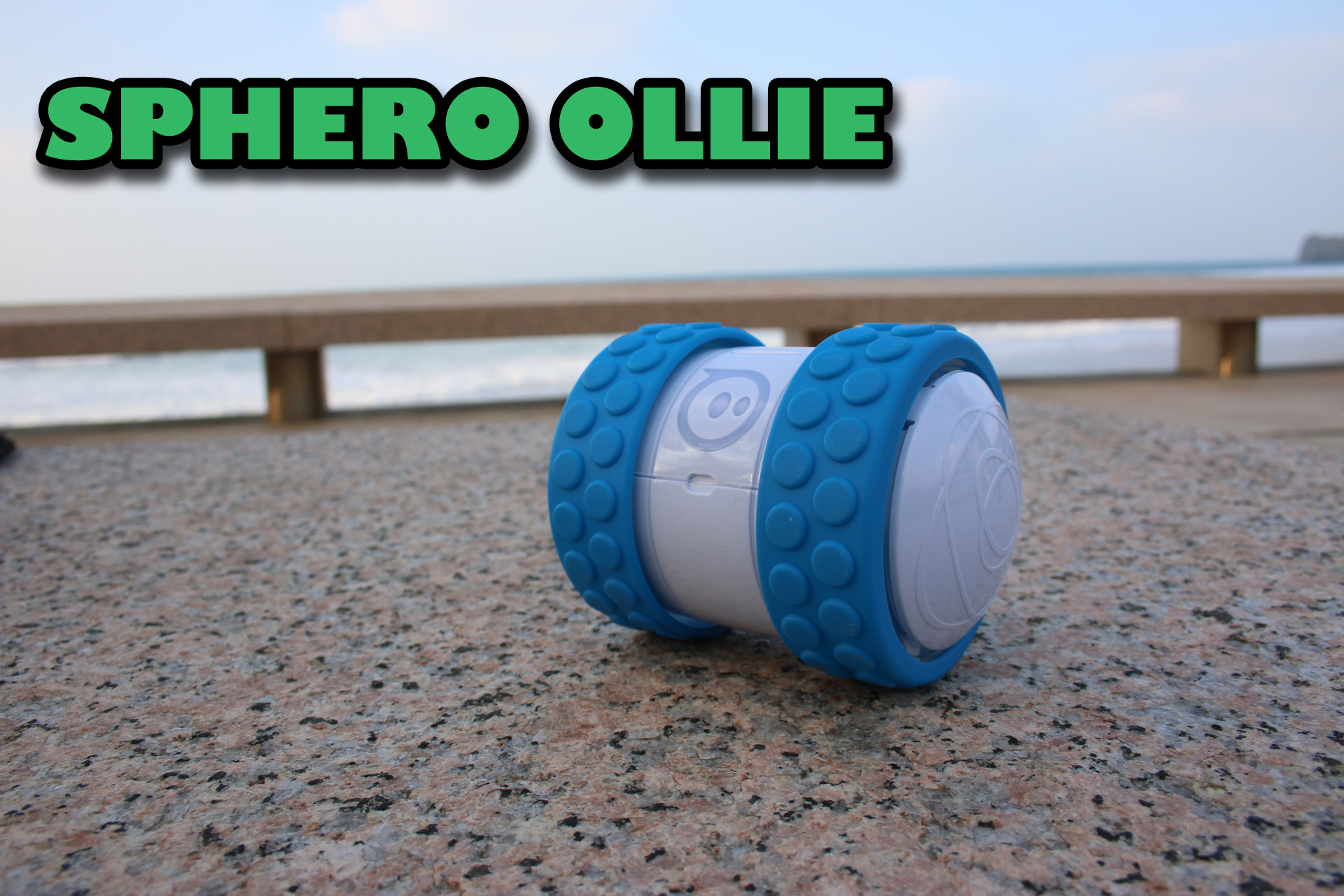 Sphero Ollie, la alternativa luminosa y divertida al BB-8