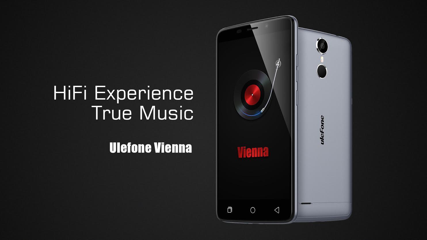 Ulefone Vienna, un asalto curioso a la gama media con sonido HiFi