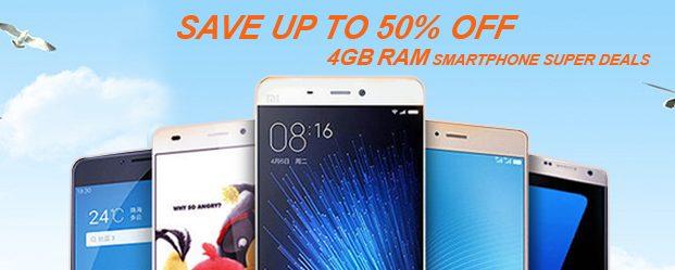 ¿Te falta RAM en tu smartphone? Toma ofertas para 4GB de RAM