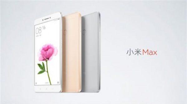 Llévate un Xiaomi Mi Max por menos de lo que piensas