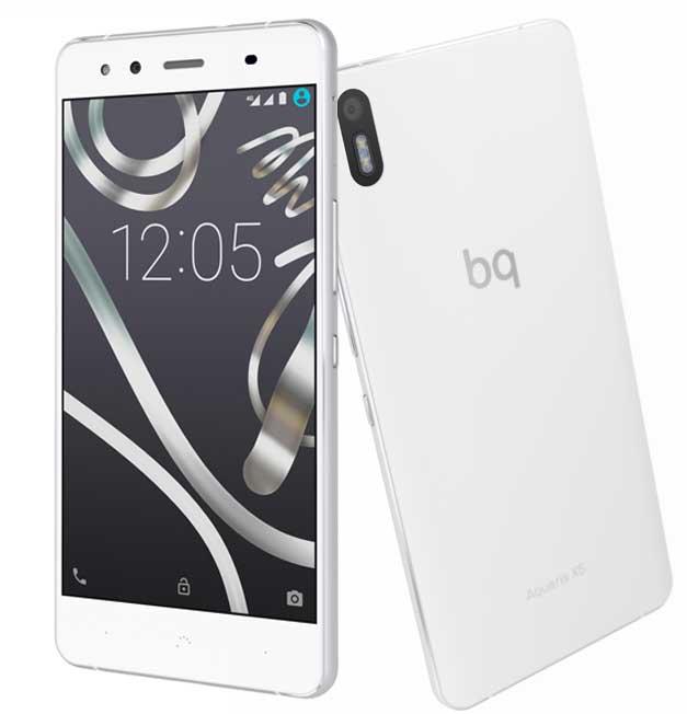 BQ Aquaris X5 al mejor precio de internet, ¡mirad aquí!
