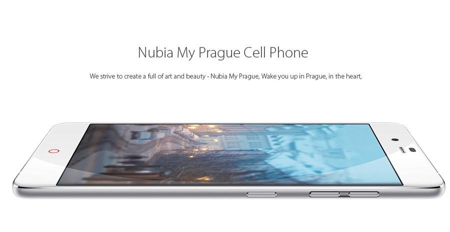 ZTE Nubia My Prague Elite al mejor precio de la web