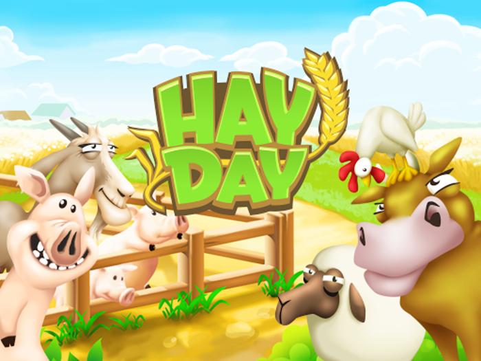 ¿Te gustaría convertirte en granjero? Descárgate Hay Day y pásalo en grande