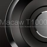 MACAW T1000, cascos bluetooth de calidad por muy poca pasta