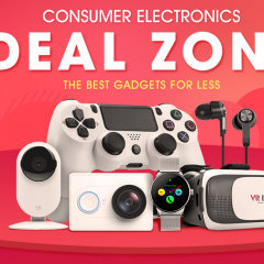 Deal Zone en Gearbest, ¡qué no escapen!