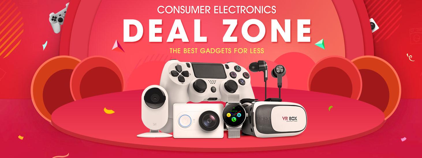 Deal Zone Gearbest