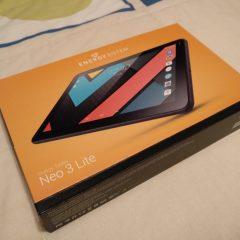 Energy Tablet 10,1 Neo 3 Lite, perfecto aliado para nuestros pequeños