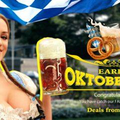 ¡Ofertas de Oktoberfest en Gearbest desde ahora!