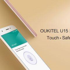 Promoción del mejor Oukitel hasta la fecha, el Oukitel U15 Pro