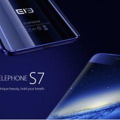 Elephone S7 y S7 mini, la pantalla curva más barata del mercado