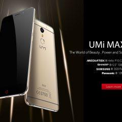 UMI Max 4G, maquinón al mejor precio