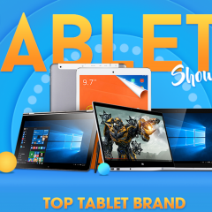 Tormenta de ofertas en tablets en Gearbest por el 11.11