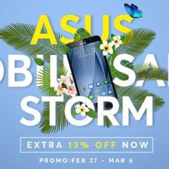 ¡Precios de locura para los Asus Zenfone en Gearbest!