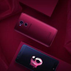 Doogee Y6 Rojo disponible desde hace un tiempo antes que el iPhone 7
