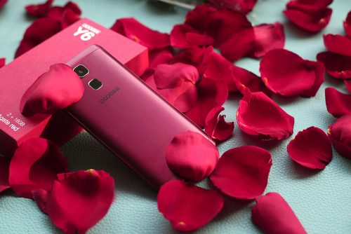Doogee Y6 Agate Red
