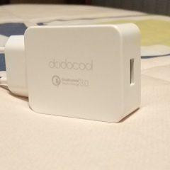 Análisis del cargador Dodocool con tecnología QC3.0