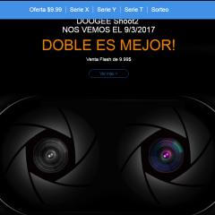 Doogee Shoot 2 de gran oferta del 9 al 20 de marzo