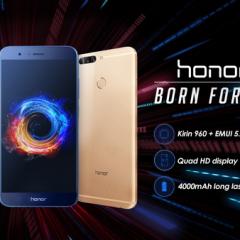 Llega el Honor 8 Pro, un Huawei P10 disfrazado