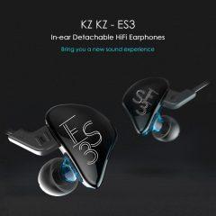 KZ-ES3 para escucharlo todo con más detalle