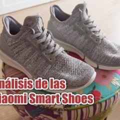 Nos ponemos las Xiaomi Smart Shoes y aquí el resultado