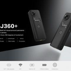 SJCAM SJ360 + Plus, grábalo todo en 720º