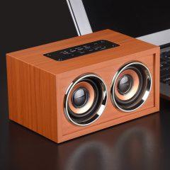 El altavoz Bluetooth W4 con más estilo a un precio ridículo en Tomtop