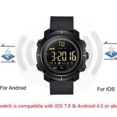 Smartwatch deportivo Lemfo LF19 al mejor precio