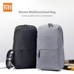 Xiaomi Multifunctional Sling Bag, una pequeña gran mochila