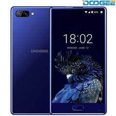 Review del Doogee Mix bezel-less
