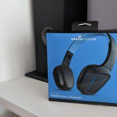 Energy Headphones 3, la mejor relación calidad/precio autóctona