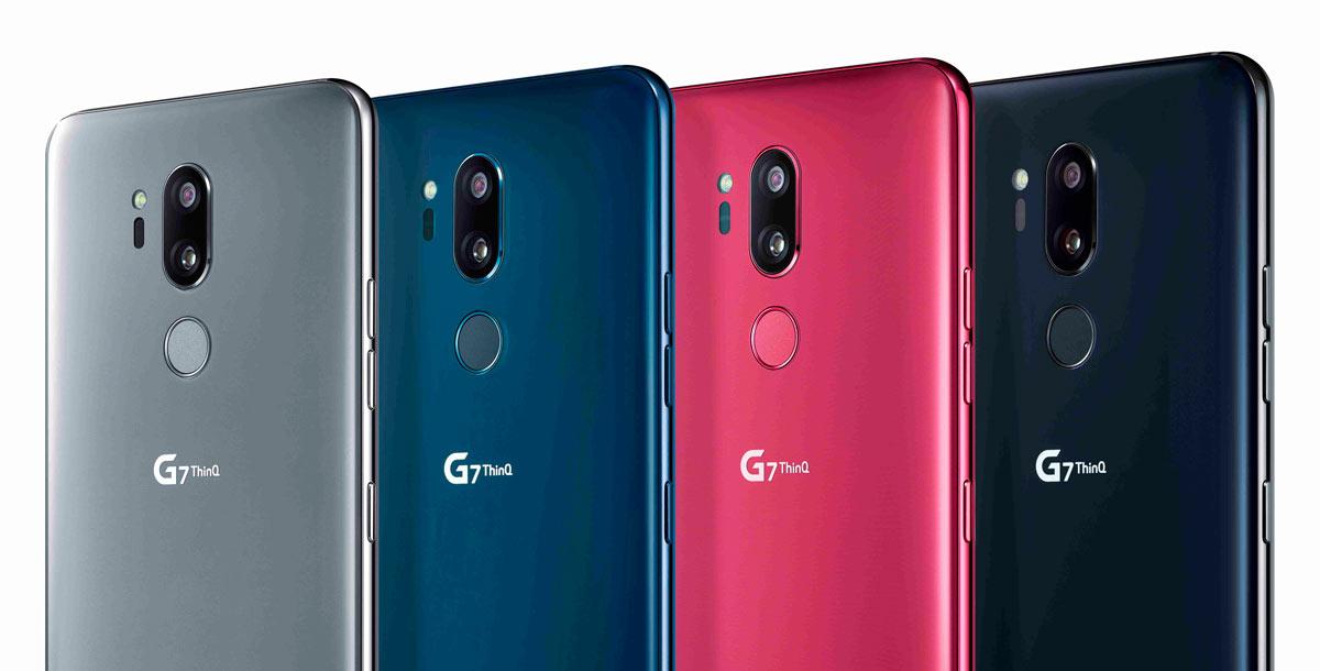 LG G7 ThinQ, cuando la inteligencia se vuelve lo más importante