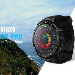 Zeblaze THOR Pro, el Smartwatch más completo del mercado en oferta