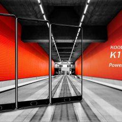 Koolnee K1 Trio, todo pantalla sin notch y 6GB de RAM