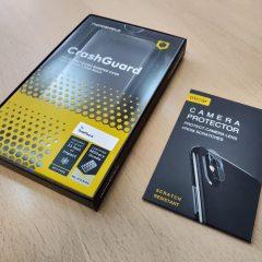 Rhinoshield CrashGuard y protector de cámara Olixar, la mejor compañía para tu OnePlus 6
