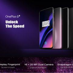 OnePlus 6T al mejor precio del mercado por Cyber Monday