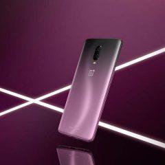 Ya a la venta la edición limitada del OnePlus 6T, el modelo en color Thunder Purple