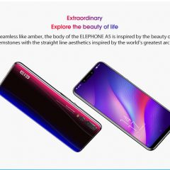 Elephone A5, Inteligencia Artificial al mejor precio