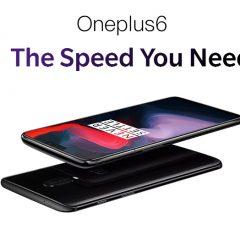 ¡Precio de locura para el OnePlus 6!