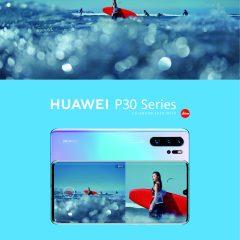 El modo Dos Vistas de HUAWEI P30 y P30 Pro disponible