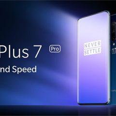 OnePlus 7 Pro y OnePlus 7, precios, disponibilidad y mucho más